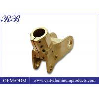 China Metal Mould Copper Alloy Precision Casting Process For Automobiles / Construction on sale