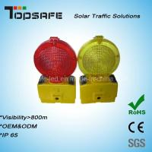 Solar Traffic Warning Lamp Manufactures