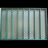 China Kemtron 28 Series Replacement Shale Shaker Screen Vibrating Screen For Oil Drilling on sale