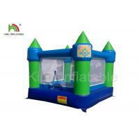 Custom Design Small Pirate Jumping Castles , Commercial Bouncy Castles for Children Manufactures