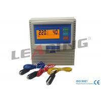AC220V/50HZ Single Phase Pump Control Panel wih LCD Screen Display Manufactures