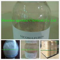 Nicosulfuron Selective systemic herbicide for grass weeds CAS NO.111991-09-4 Manufactures