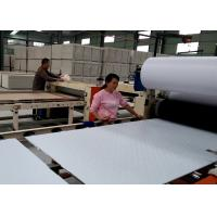 Quality Fully Automatic PVC and Aluminum Foil Laminated Gypsum Ceiling Production Line for sale