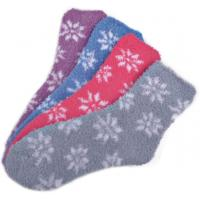 Flower  pattern airplus aloe infused socks shea butter fragrance Feature Manufactures