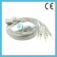 Quality Kenz PC-109 10 Lead EKG Cable with leadwires;EKG Cable with leadwires for sale
