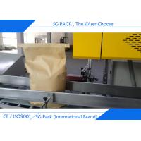 50kg Fully Automatic Packing Machine Stainless Steel Material For Big Bag Feeding Manufactures