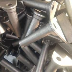 Customized Color Precision Aluminum Die Casting Parts , Mechanical Spare Parts Manufactures
