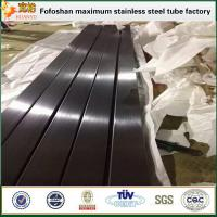 300 Series ASTM A312 Coloured Stainless Steel Tube For Decoration Manufactures