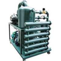 ZYD Double Stage Vacuum Oil Purifier Manufactures