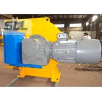 China Low Noise Industrial Peristaltic Pump , Squeeze Mortar Pump Corrosion Resistance on sale