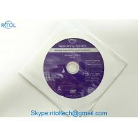 Win 10 Pro 64 Bit DVD Hologramm , Italian Win 10 Pro Key OEM With Security Label Manufactures