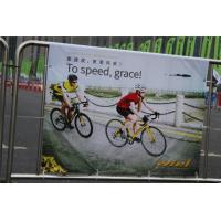 Heavy Duty Personalised 1440 Dpi PVC Vinyl Banners With Eyelets Manufactures