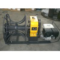 5 Ton Honda Petrol Engine Powered Cable Pulling Winch Machine Manufactures