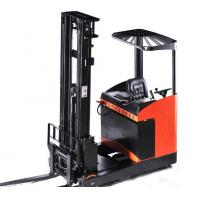 Powerful Battery Road Construction Machinery Electric Reach Pallet Truck Manufactures