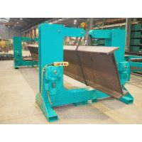 360° Overturning Tilting Device Automatic Welding Machine H Beam Rotator With 4x1.5 KW Motors Manufactures