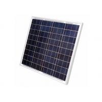 China Crystalline Silicon Solar Panels , 40 Watt Solar Panel Alligator Clip Connector on sale