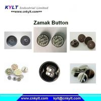 China Zamak 5 zinc alloy die casting metal button die casting machine on sale
