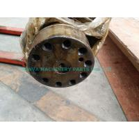 High Performance Diesel Engine Crankshaft 6D170 Komatsu Crankshaft Anticorrosive