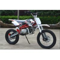 single cylinder 4 stroke 125cc mini dirt bike with manual clutch 4 speed Manufactures