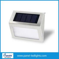 IP44 1w Mini Corridor Foot Lamp Solar Powered Led Lights Wall Led Step Lights Warm White Manufactures