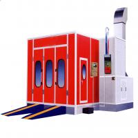 Auto Spray Car Paint Booth (SSB91) Manufactures