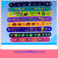 2014 Newly Health Soft Pvc Wristband Strap Manufactures
