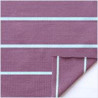 China Color-stripes single jersey, cotton fabric, knitting fabric on sale