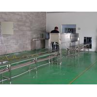 2000 Bottle Per Hour Automatic Juice Filling Machine For Pure Water Production Manufactures