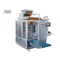 Pouch Stick Pharma Packaging Machines , High Speed Granule Packaging Machine Manufactures