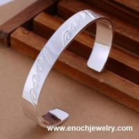 China Excellent quality Solid antique silver indian artificial bangles on sale