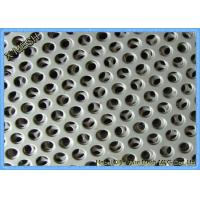 Stainless Steel Perforated Metal Sheet for Ceiling Decoration Filtration Sieve Manufactures