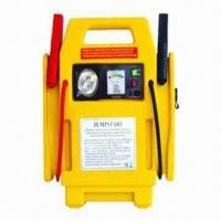 China 12V Car Easy Starter with 300psi Air Pressure, Includes Jump Start, Air Compressor and Work Light on sale