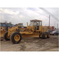 123KW Old Road Grader , CAT 140G Motor Grader With Good Working Condition Manufactures