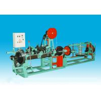 3-5 Twist Barbed Wire Machine Convenient Operation Electronic Counting Control for sale