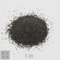 Brown Aluminum Oxide Polishing Powder F20 9.0 Mohs Scale Hardness Grits Shape Manufactures