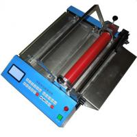 Quality Microcomputer automatic automatic color rubber band cutting LM-300s(cold Cutter) for sale