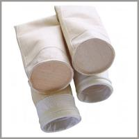 Cement Plant Nomex Aramid Filter Bag With PTFE Membrane Anti - Alkali Manufactures