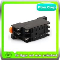 Original OMRON Style PYF08A 8 Pins Din Rail Mount Relay Base for MY2N/HH52P Power Relay Manufactures