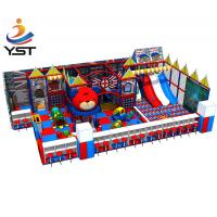 China Professional Soft Indoor Playground Equipment YST1804 - 15 For Amusement Park on sale