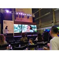 Quality Seamless Rental Led Display Video Wall , P5.95 Outdoor Led Screen Hire For Trade Show for sale