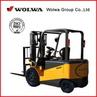 small electric forklifts GN30S China mini Electric Forklift Truck for sale Manufactures