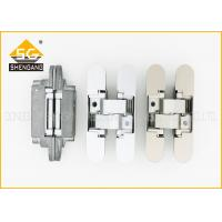 Removable 3D Concealed Hidden Hinges For Kitchen Cabinets Door Manufactures