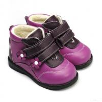 Freycoo Geunine Leather Children Boots For Winter Manufactures