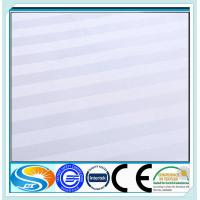 wide width 50 polyester 50 cotton fabric for making bed sheets satin striped bedsheet fabric bedding fabric Manufactures