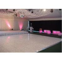 China 2015 most popular led star dancing floor,twinkling star floor tile on sale