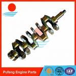 crankshaft for Hino, good finishing W04D crankshaft 13411-1592 Manufactures