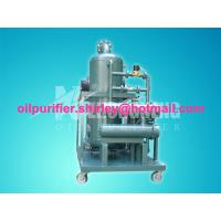 Series ZYD-I Insulation Oil Purifier/ Tranformer Oil Regeneration Manufactures