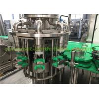 China Small Glass Bottle Juice Filling And Packing Machine For Hot Liquid 380V on sale