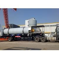 China Asphalt Hot Mix Plant 120TPH Mobile Bitumen Mixing Plant with Factory Price for sale