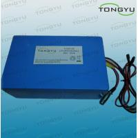 36V 15AH LiFePO4 Electric Bicycle / Electric Scooter Lithium Battery Pack Manufactures